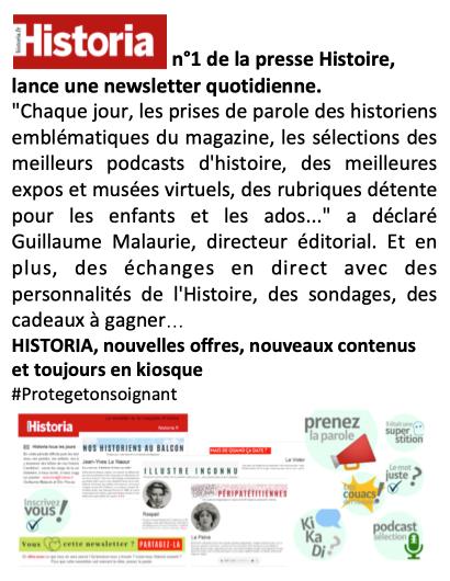 historia new